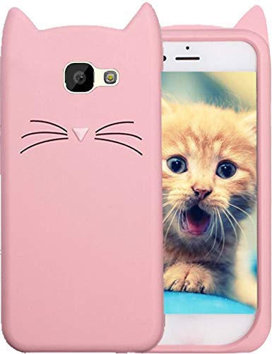 new arrival c4852 1ead4 FancyArt Latest Cat Cover Silicon Soft Back Cover for: Amazon.in ...