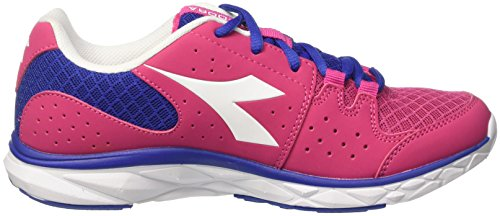 Shocking de Hawk W Rosa rosa Diadora 7 para Zapatillas para correr Bianco color mujer SBqUF7