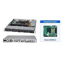 Supermicro SuperServer 1U 1029GQ-TXRT w/ 4X NVIDIA Pascal