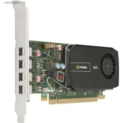 Nvs Cards (HP C2J98AT Nvidia NVS 510 2GB Graphics Card)