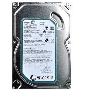 Seagate SV35.5 500GB SATA/300 7200RPM 16MB Hard Drive - Seagate Sv35 Sata