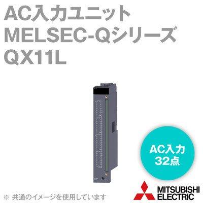 魅力の 三菱電機(MITSUBISHI) QX11L AC入力ユニット AC入力:32点 QX11L AC100-120V AC100-120V AC入力:32点 MELSEC-Qシリーズ NN B0765345Q7, 飛騨市:6d8c73e3 --- a0267596.xsph.ru