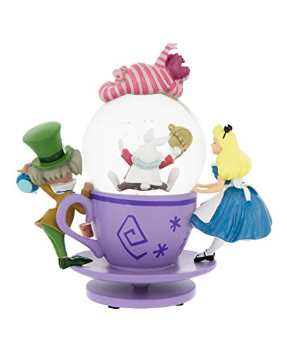 Disney Alice Tea Party Snowglobe by Disney