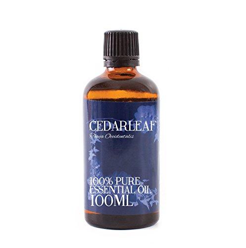 Mystic Moments | Cedarleaf Essential Oil - 100ml - 100% Pure Cedar Leaf Essential Oil