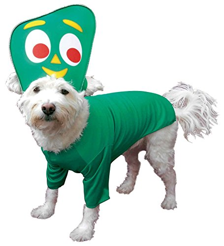 Rasta Imposta Gumby Dog Costume, Small (Girl Gumby Costume)