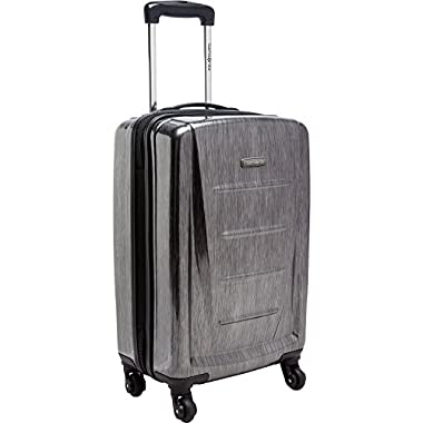 Samsonite Luggage Winfield 2 Fashion HS Spinner 20, Grey, One Size