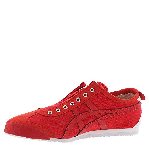 Classic Red Running Red Mexico Onitsuka 66 Slip Tiger Sneaker Classic On Classic wxq8PSxFR