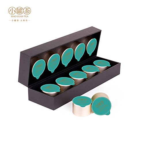 CHIY-GBC Ltd Chinese tasty snack, tea ceremony [new] premium tea pot shop Oolong Tea Taiwan high mountain tea Mid Autumn Festival gift box SF postage 40g by CHIY-GBC ltd
