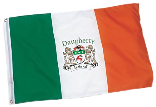 Daugherty Irish Coat of Arms Flag – 3'x5′ Foot Review