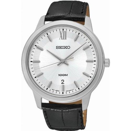 3e6d18afa5c0 Reloj Seiko Neo Classic Sur035p1 Hombre Blanco  Seiko  Amazon.es  Relojes