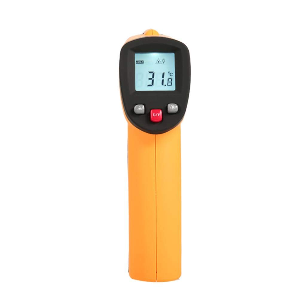 LCD Screen Display Non-Contact -50-550 Degree Range Infrared Thermometer Temperature Teaster xuanL