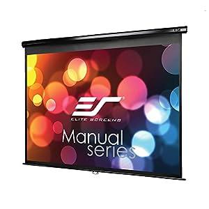 Elite Screens Manual Srm Pro 84 Inch 4 3 Manual Slow