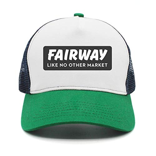 UONDLWHER Adjustable Unisex Fairway-Market- Cap Dad Strapback Hat