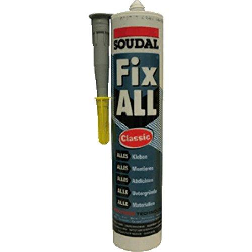 SOUDAL Fix all CLASSIC Universalkleber 290ml Grau