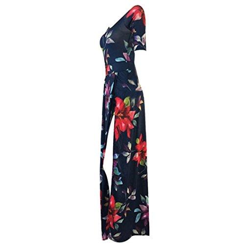 vestidos de mujer,Switchali Mujer Mujer moda Mono Mameluco Pantalones cortos Bodycon Traje de baño moda Vestidos largo M~XXXL