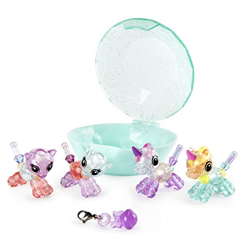 Twisty Petz – Babies 4-Pack Kitties and Unicorns Collectible Bracelet Set for Kids