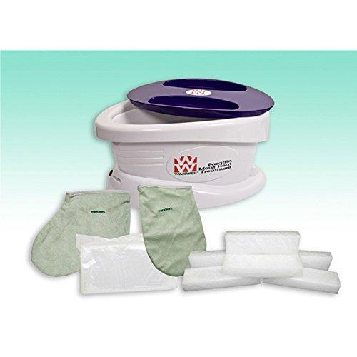 Waxwel Paraffin Wax Bath Unit w/ Wintergreen Kit: Include...