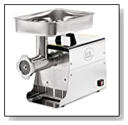 LEM Products 1 HP Stainless Steel Electric Meat Grinder