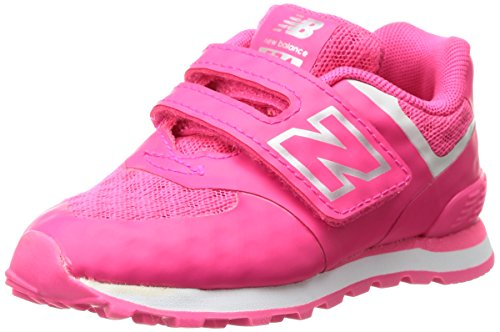 New Balance KV574, Zapatillas infantil Multicolor (Bleached Sunrise Gradient Plaid)