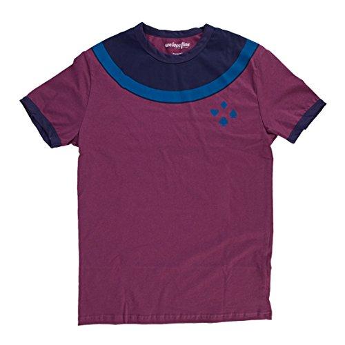 Marvel X-Men I Am Retro Gambit Mens Purple T-Shirt | XXL -