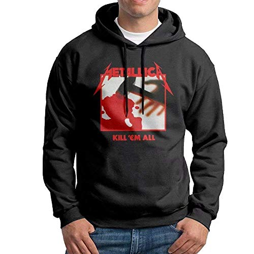 Used, Man Metallica Kill Em All Sweater Young Casual Style for sale  Delivered anywhere in Canada