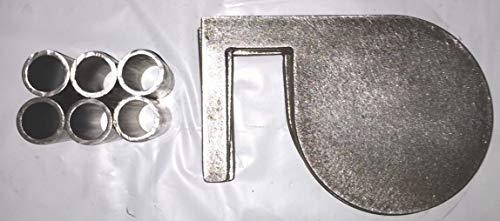 - Make It Ring Targets AR500 Steel Target Dueling Tree DIY Kit (6) 6