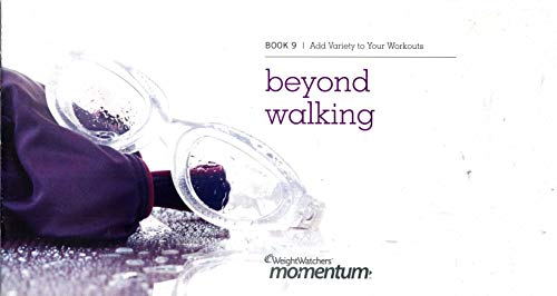 Used, WeightWatchers Momentum Book 9 Beyond Walking Add Variety for sale  Delivered anywhere in USA