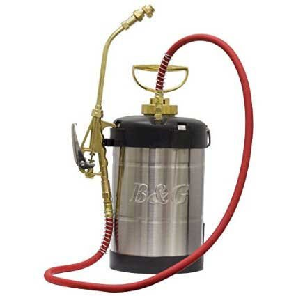 B&g 1 Gallon Pest Control Sprayer With 24 Inch Wand N124-s-24 B&g Equipment'' by APS