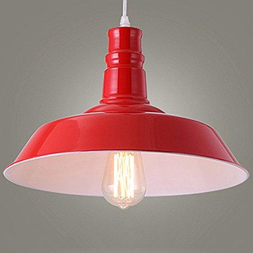 Pendant Light Red - 5