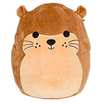 "Squishmallow Kellytoy 12"" Joanne The Sea Otter Plush Doll: Toys & Games [5Bkhe1402524]"