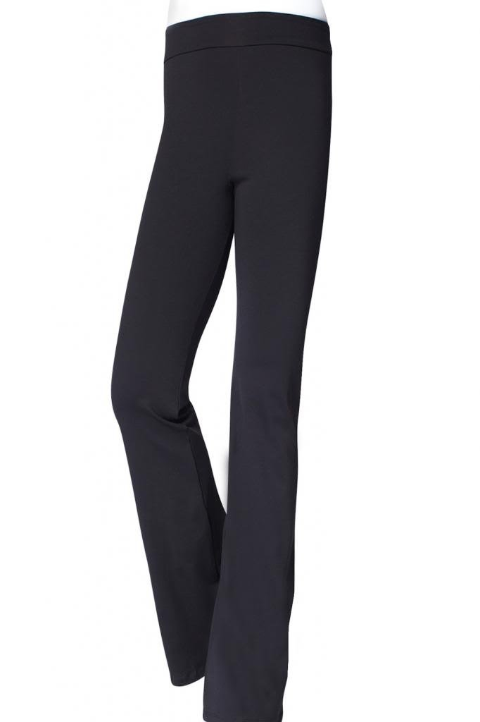 Slimming, Waist Cinching and Shaping Pants S Black by Luxxe®