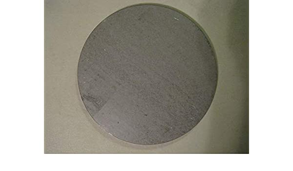 """Circle Round A36 Steel 5//16/"""" Thick x 3/"""" Diameter Steel Disc"""