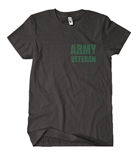 Fox Outdoor Products Two-Sided Imprinted Army Veteran T-S...
