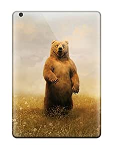 Ipad Air Case Cover Bear Case - Eco-friendly Packaging by lolosakes