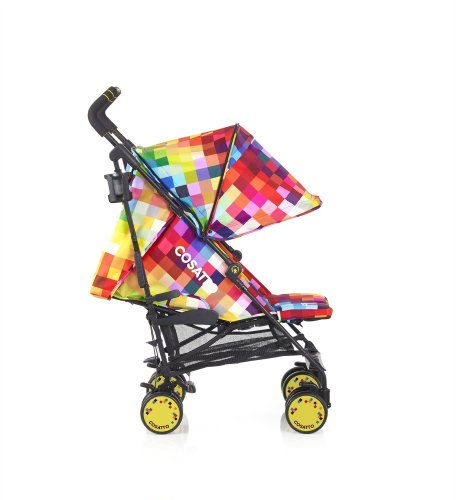 Cosatto Supa Stroller, Pixelate by Cosatto (Image #2)