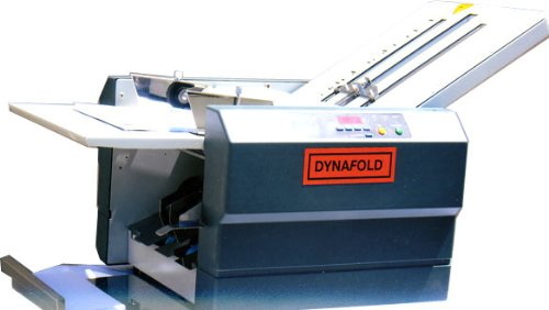 Dynafold DE-42FC Paper Folder Folding Machine, Easy paper adjustment, Folds up to 11 x 17 in, Paper Size Max. 11'' x 17'' / Min. 3.5'' x 5'', Paper Weight Up to 110/M Ex by Dynafold