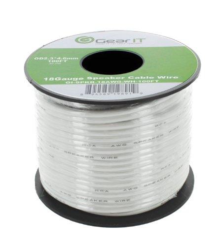 Series 18 Gauge Speaker Wire - 5