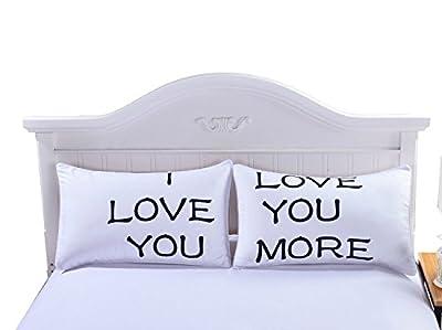 Couple Pillowcases(2 PCS)