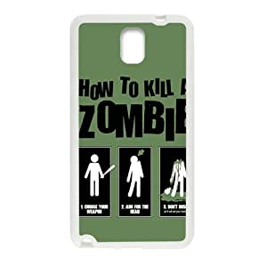 WAGT Kill Zombie Cell Phone Case for Samsung Galaxy Note3