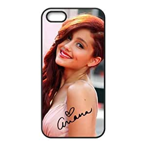 Customize American Famous Singer Ariana Grande Back Case for iphone ipod touch4 JNipod touch4-2459