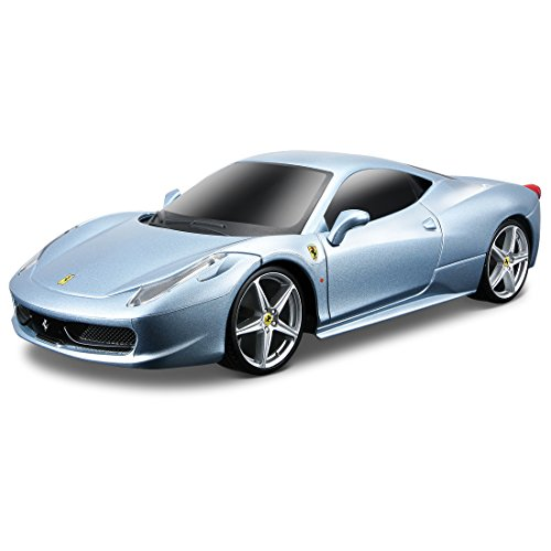 R/c Remote Radio Control (Maisto R/C 1:24 Scale Ferrari 458 Italia Radio Control Vehicle (Colors May Vary))