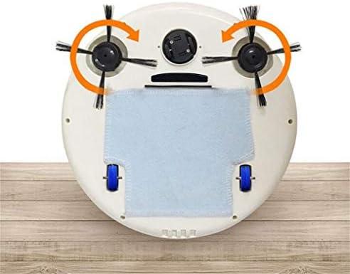 Robot Aspirador, 3 En 1 Anti-caída USB Robot Aspirador Inteligente ...