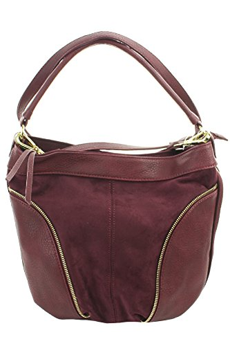 steve-madden-new-burgundy-skylar-small-bucket-shoulder-bag-osfa-58-dbfl