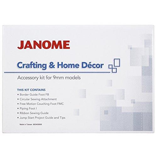 janome mc9900 - 6