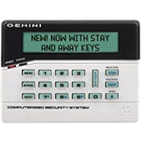 Gem-Rp8Lcd Napco Lcd Keypad For Gem-P800 Series