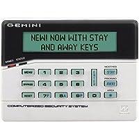 Gem-Rp8Lcd Napco Lcd Keypad For Gem-P800 Series