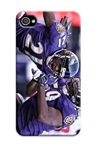 iphone covers Nfl- Baltimore Ravens - Silhouette On Iphone 6 plus Case