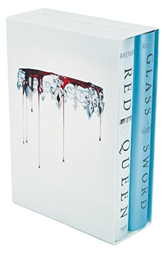 Red Queen 2 Book Hardcover Box product image