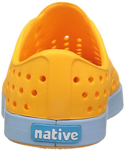 Native Kids Jefferson Water Proof Shoes, Marigold Orange/Sky Blue, 5 Medium US Big Kid by Native Shoes (Image #2)