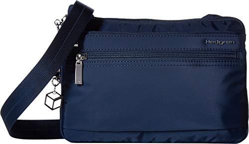 Blue Womens Hook with RFID Crossbody Sally Hedgren Safety Dress xfwqPzUPc